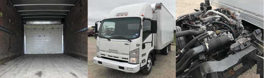 AXIS Auto Trucks - Isuzu NPR 5 2 Diesel Automatic